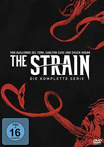 The Strain - Die komplette Serie (14 Discs)