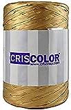 CRISCOLOR Bobina rafia 5mm.x100m. Oro