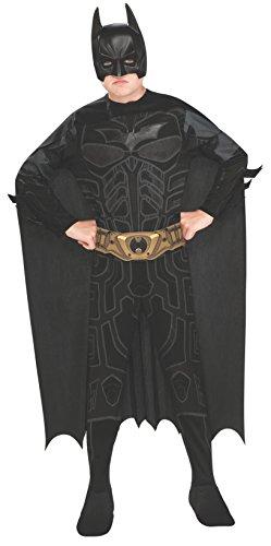 Disfraz infantil de Batman el Caballero Oscuro (talla Small 3-4 años)