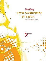 TWO SCORPIONS IN LOVE -PARTITION+PARTIES SEPAREES