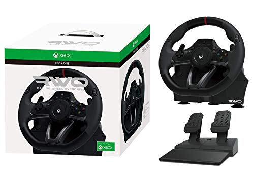 "XBOX ONE Lenkrad und Pedale Orig. Licensed XBOX ""Racing Overdrive\"""