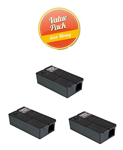 Victor Electronic Mouse Trap (3 pack)