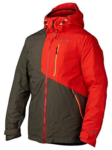 Oakley Men's Crescent (411664) Gore-TEX ECCO Snowboarding Jacket - S