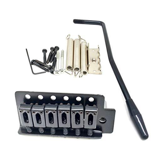 Xzbnwuviei ST - Tabla de cuerdas para guitarra eléctrica, vibrato individual, 6...