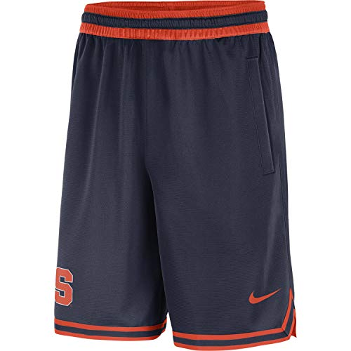 Nike Mens Syracuse Orange DNA Dri-Fit Basketball Shorts (Large)