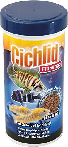 FLAMINGO PP Cichlid Aliment Granule pour Aquarium 500 ML
