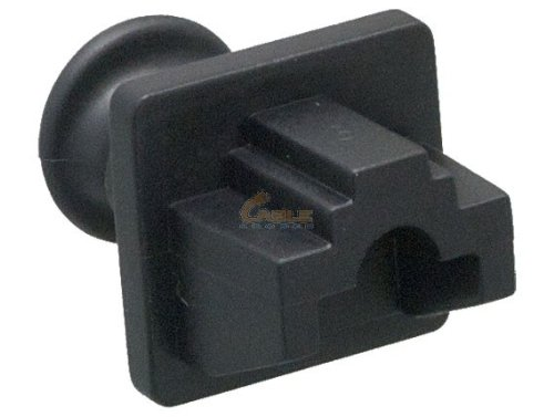 Cable Leader RJ45 Jack Snap-in Dust Cover, 50pcs/Bag