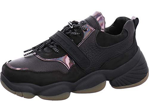 Bronx Ugly-Sneaker Größe 39 EU Schwarz (schwarz)