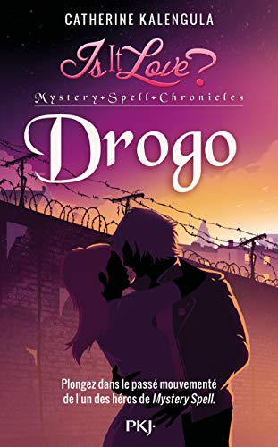 Is it love - Mystery Spell Chronicles : Drogo (1)