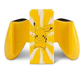 PowerA Pokemon Joy-Con Comfort Grip for Nintendo Switch - Pikachu Works with Nintendo Switch Lite - Nintendo Switch