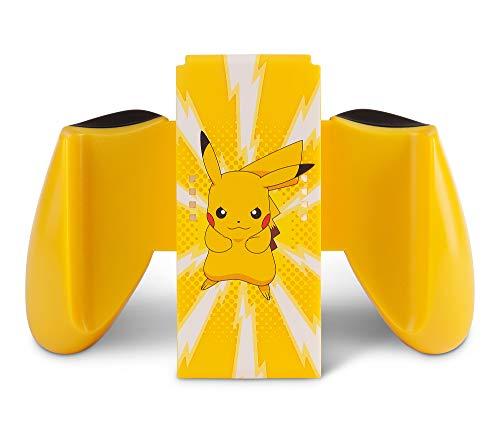 PowerA - Pokémon agarre cómodo Joy-Con Pikachu (Nintendo Switch)
