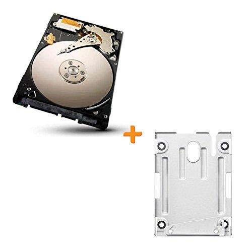 Sony PlayStation 3 PS3 Hard Drive Kit Inc Montagebeugel Caddy Cradle Super Slim met HDD - inclusief montagebeugel en harde schijf - Exclusief van Bipra Beperkt met 1 jaar garantie (1TB SSD SUPER FAST)