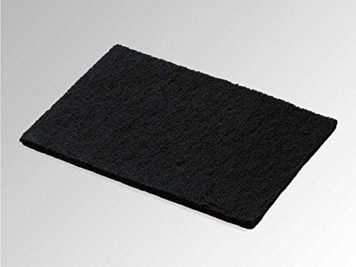 SILVERLINE AFP 600 Aktivkohlefilter-Pad (bis zu 3 x waschbar) / Dunstabzugshaubenzubehör/Filter