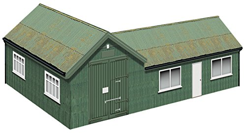 Hornby Calibre Skaledale ondulé Fer Atelier