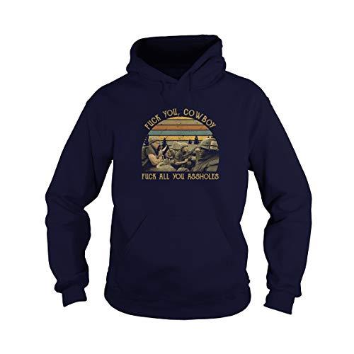 Uzubunki Cowboy All You - Camiseta vintage