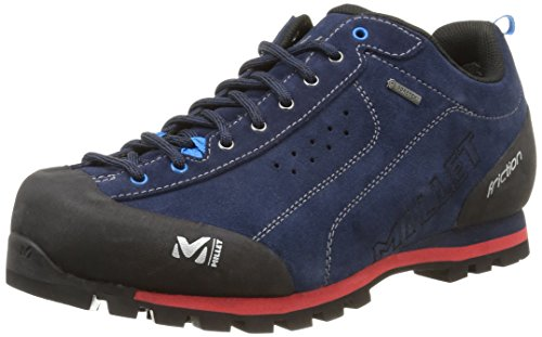 Millet Unisex-Erwachsene Friction GTX M Kletterschuhe, Blau (Saphir/Rouge 7487), 39 1/3 EU
