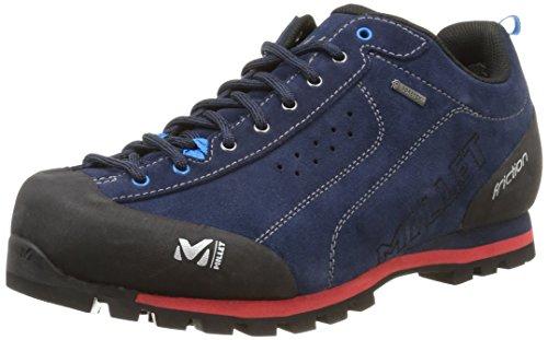 Millet Unisex-Erwachsene Friction GTX M Kletterschuhe, Blau (Saphir/Rouge 7487), 46 2/3 EU