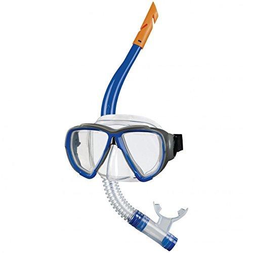 Beco Masken-Schnorchel-Set Mit Maske und Schnorchel (blau) by Beco