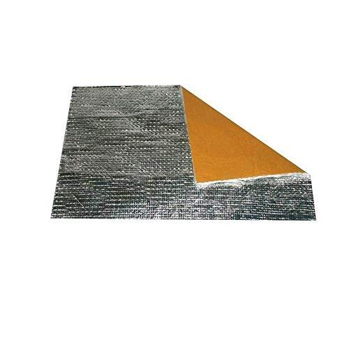 BIHR - Plaque Adhésive Pare-Chaleur Alu Et Fibres 200X300Mm
