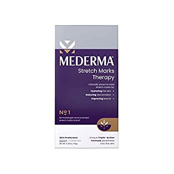 Mederma Mederma Stretch Marks Therapy - Hydrates To Help Prevent Stretch Marks 5.29 Ounce Ivory 150 grams