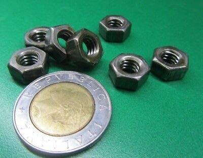 300 Pieces of Hex Philadelphia Mall Nut Selling Grade 5 Steel x W 4
