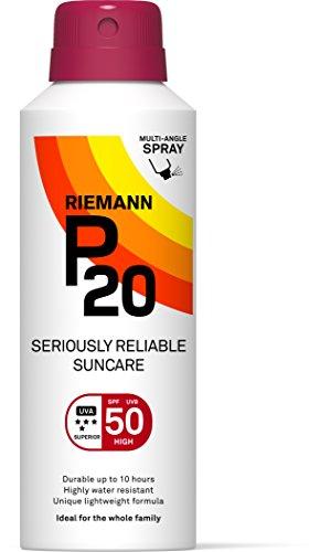 Riemann P20 SPF50 - Spray continuo