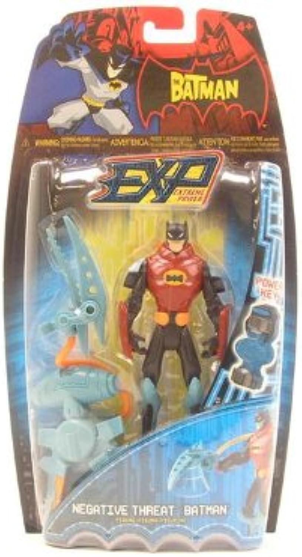 Mattel BATMAN NEGATIVE THREAT BATMAN