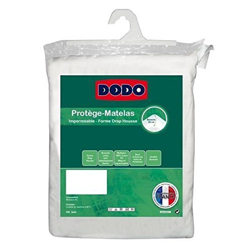 Dodo - DODO Protege-matelas Jade imperméable 90x190 cm
