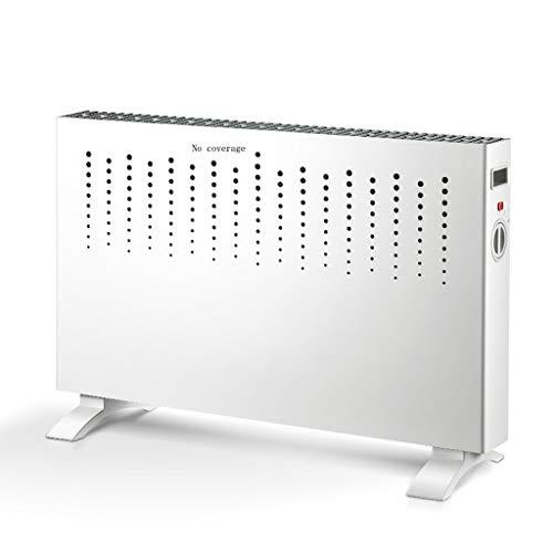 liangzishop Calefactor eléctrico Calentador eléctrico de convección Calefacción Ventilador hogar de Ahorro de energía de Ahorro de Velocidad Estufa Baño Caliente Oficina Grill Calentador Portable