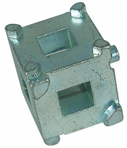 Universal Bremskolbenrücksteller/Bremswerkzeuge Rückstellwürfel für Bremskolben Bremskolbenrückdreher (Bremsen-Instandsetzung Werkzeug)