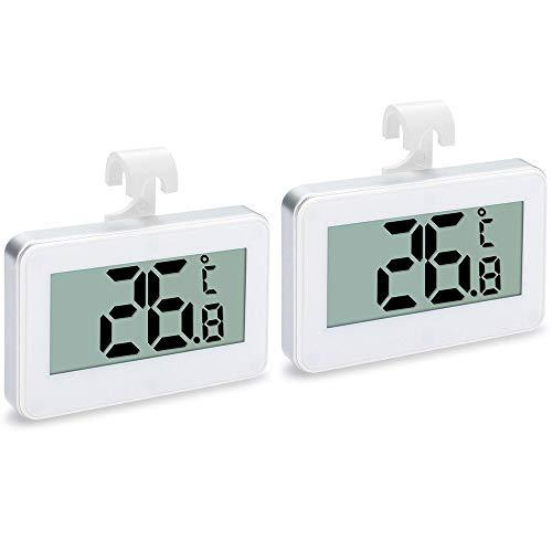 2 Unidades de Termometro Frigorifico