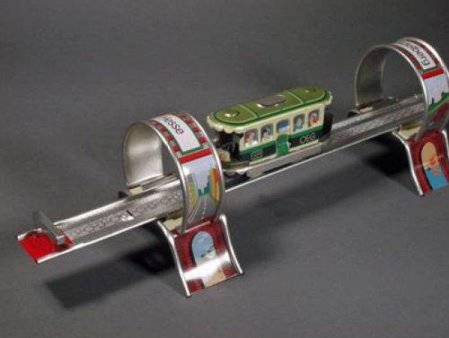 Bavarian Express, Welby, train de collection en métal