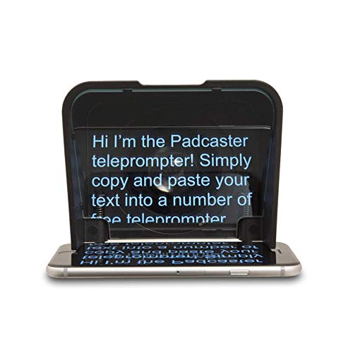 Parrot Teleprompter 2 Portable Teleprompter for Smartphone