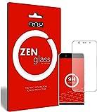 ZenGlass (2 Stück Flexible Glas-Folie kompatibel mit Kodak Ektra Panzerfolie I Bildschirm-Schutzfolie 9H