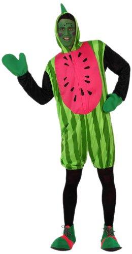 Atosa - 10565 - Costume - Déguisement De Pastèque - Taille 2