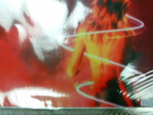Universal Notebook Laptop Skin PTXCTNX023 rode achtergrond met een vrouw/sticker/folie voor 10 11 12 13 14 15 16 17 inch / 10