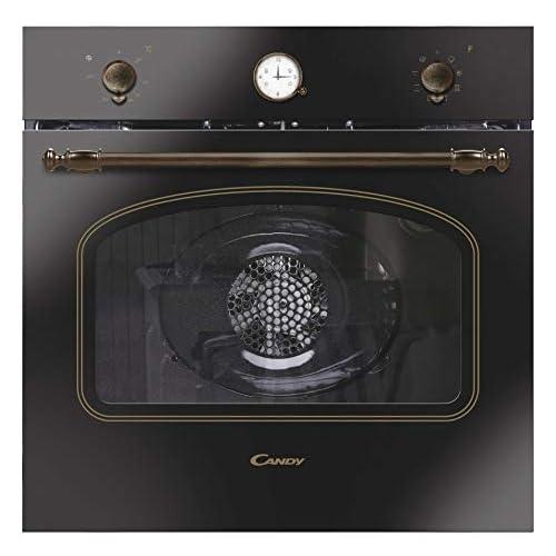 CANDY - Forno Elettrico multifunizione FCC 604 GH Finitura ghisa da 60 cm