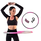 Best Hula Hoops - Fitness Hula Hoop & Jumping Rope For Weight Review