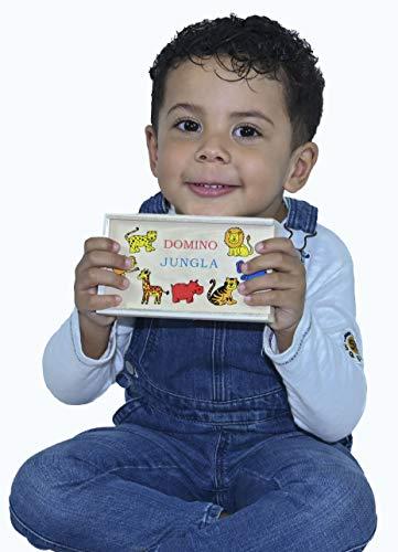 ML Juego Domino para niños.
