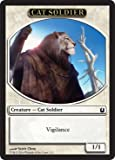 Magic The Gathering - Cat Soldier Token (2/11) - Born of The Gods