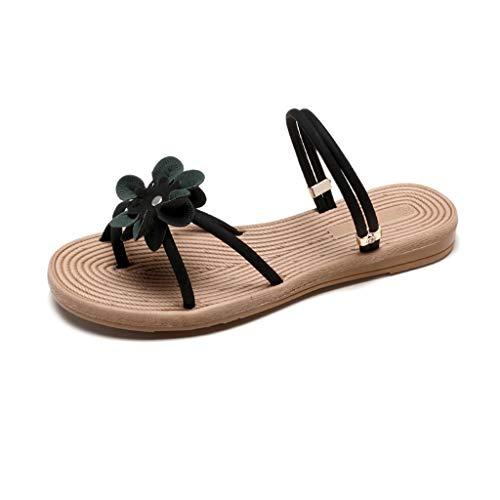 Zholyanbinx damesschoenen, dragen, zomer, mode, wild, vlak, vakantie, comfort, zachte bodem, strand, zee, winkelen, alledaagse schoenen, zomersandalen en pantoffels