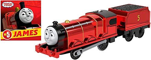 Thomas & Friends Celebration James Engine with Book