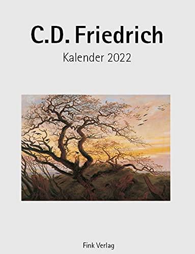 Caspar David Friedrich 2022: Kunst-Einsteckkalender