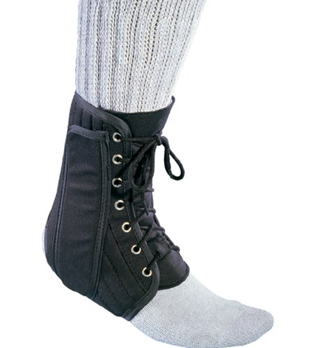 ProCare Lace-Up Ankle Support Brace, Medium