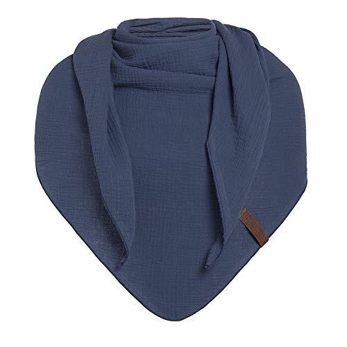 Knit Factory Dreieckschal LIV jeans