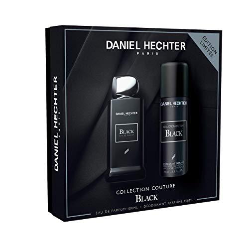 DANIEL HECHTER Ecrin Collection Couture Black Eau de Parfum 100 ml + Déodorant 150 ml