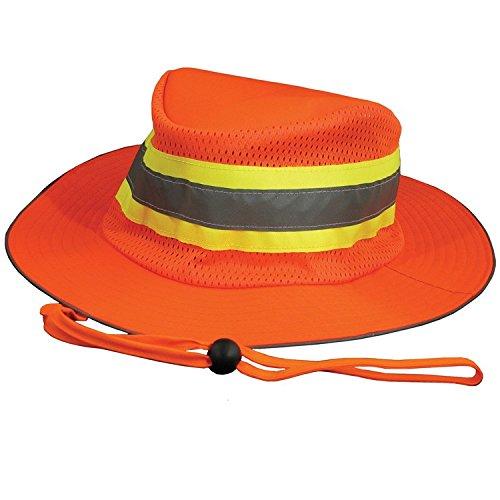 ERB 61588 S230 Hi-Vizability Boonie Hat, Orange