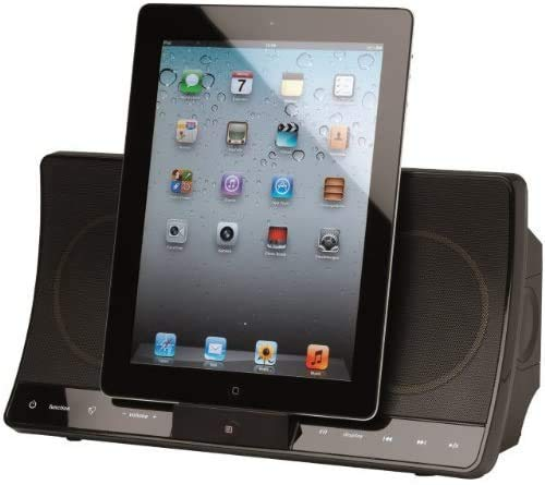 NEU # MEDION Soundsystem mit Docking-Station für iPad, iPhone & iPod