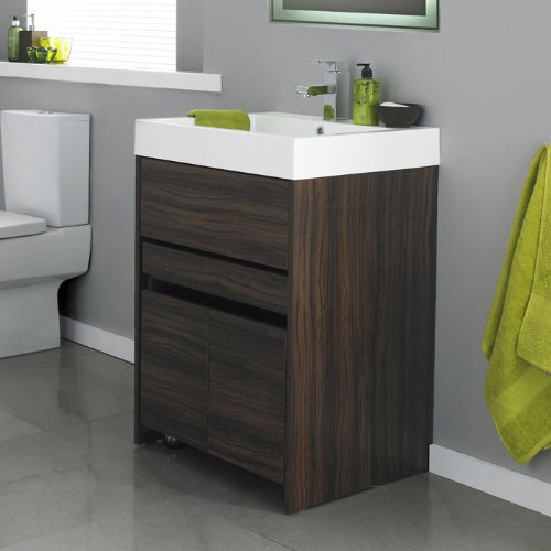 Hudson Reed Meuble sous lavabo 600x850x480mm Tryst