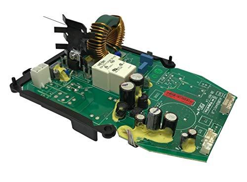 Placa de control de licuadora PCB, compatible con licuadoras de unidad magnética. W10691804